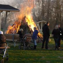 Osterfeuer 03.04.2012